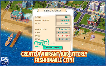 Build It! Miami Beach Resort 1.1 screenshot 154723