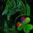 GO Launcher EX Theme Phoenix logo