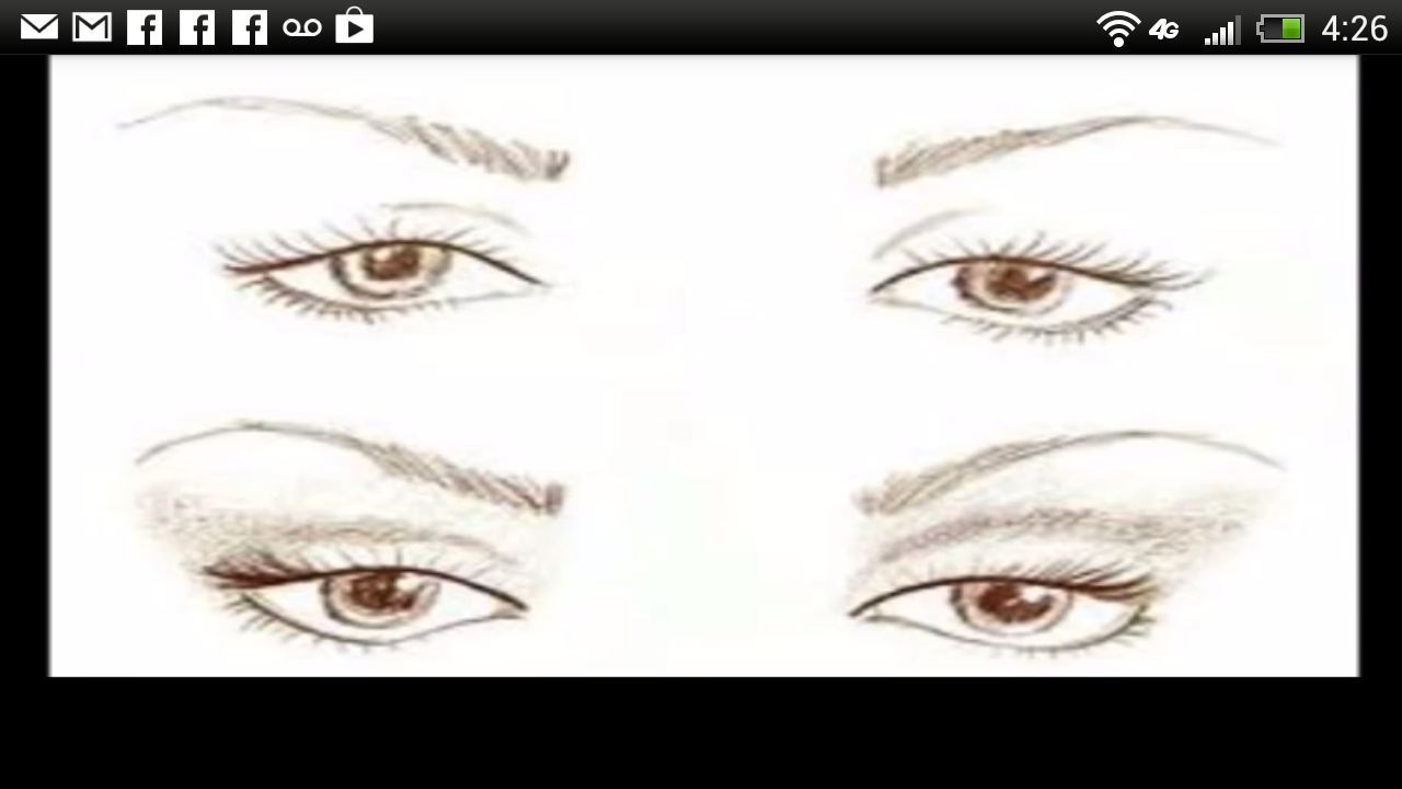 Dicas de Maquiagem - screenshot