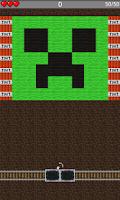 Screenshot of Minekanoid
