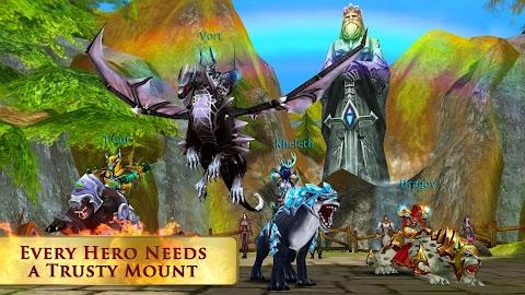 Order & Chaos Online Screenshot 34