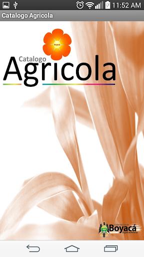 Catálogo agrícola