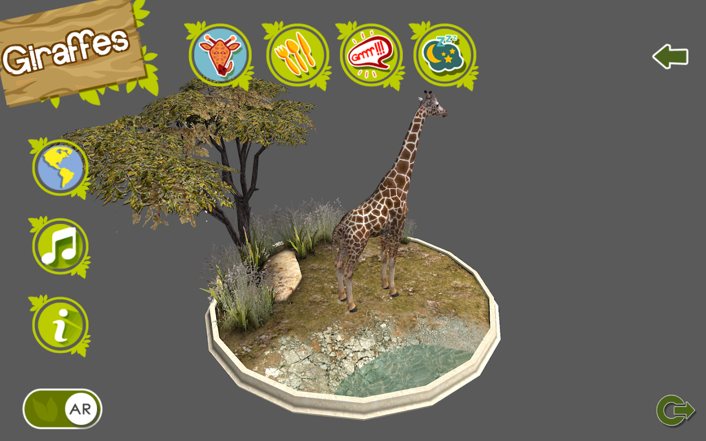 iA Animal Kingdom- screenshot