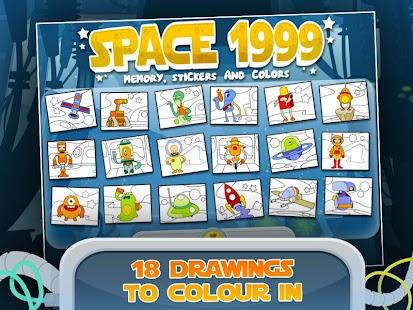 Space 1999 - Games for Kids