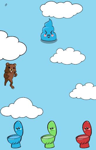 【免費街機App】PoopDrop-APP點子