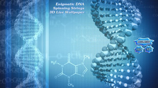Enigmatic DNA Spinning Strings- screenshot thumbnail