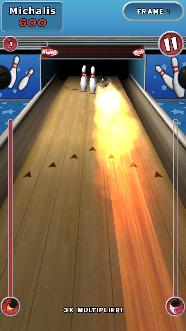 Spin Master Bowling screenshot #9