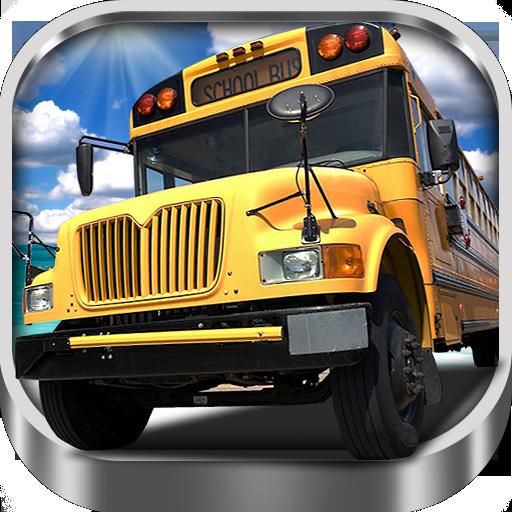 Roadbuses - 巴士驾驶员3D 賽車遊戲 App LOGO-APP試玩