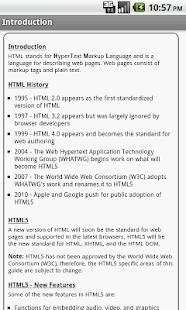 HTML5 Pro Free - náhled