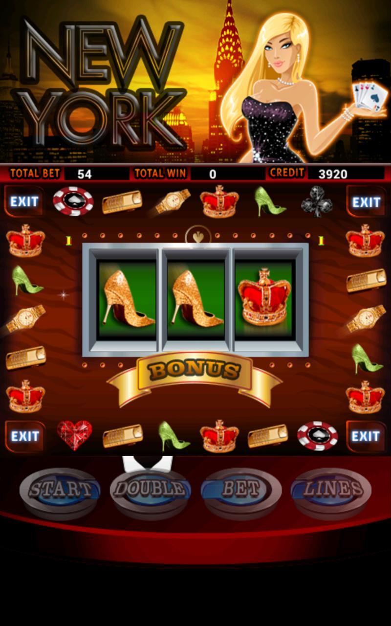 New York Slot Machine HD screenshot #3