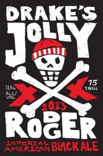 Logo of Drake's Jolly Roger (2013)