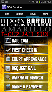 Amarillo Bail - screenshot thumbnail