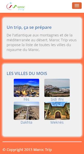 Maroc Trip