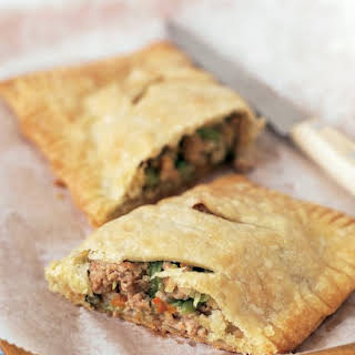 Turkey and Vegetable Hand Pies.