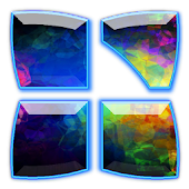 Bluish Next Launcher 3D Theme