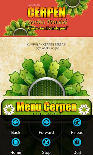【免費書籍App】Cerpen Cinta Indonesia-APP點子