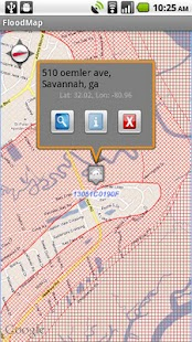 FloodMap Mobile - screenshot thumbnail
