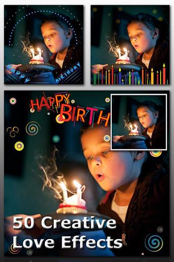 PhotoJus Birthday Pro