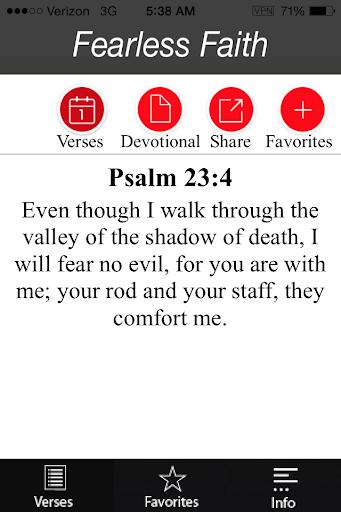 Fearless Faith Pro