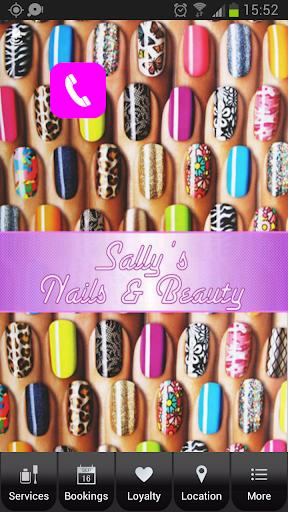 Sally's Nails Beauty