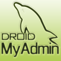 DroidMyAdmin icon