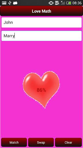 【免費娛樂App】Love Calculator-APP點子