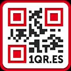 1QR lector gratuito icon