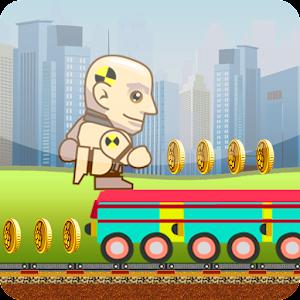 街機App|瘋狂的運行免費 LOGO-3C達人阿輝的APP