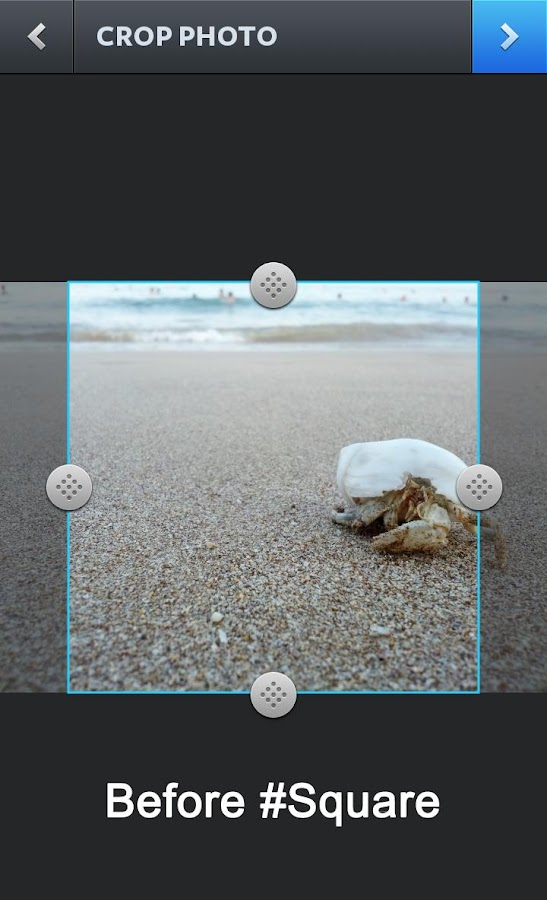 #SquareDroid — Full Size Photo - screenshot