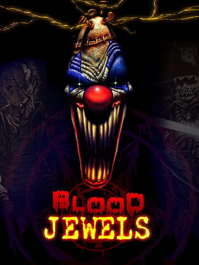 Blood Jewels- screenshot