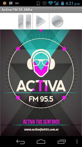 Activa FM 95.5