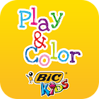 Bic®Kids Play & Color icon