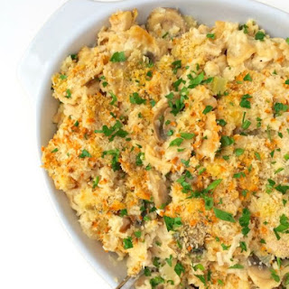 Panko Chicken Casserole Recipes.
