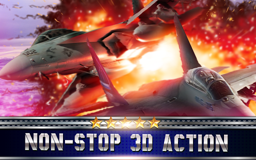 Air Supremacy 3D : Modern War