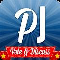 Political Junkie logo