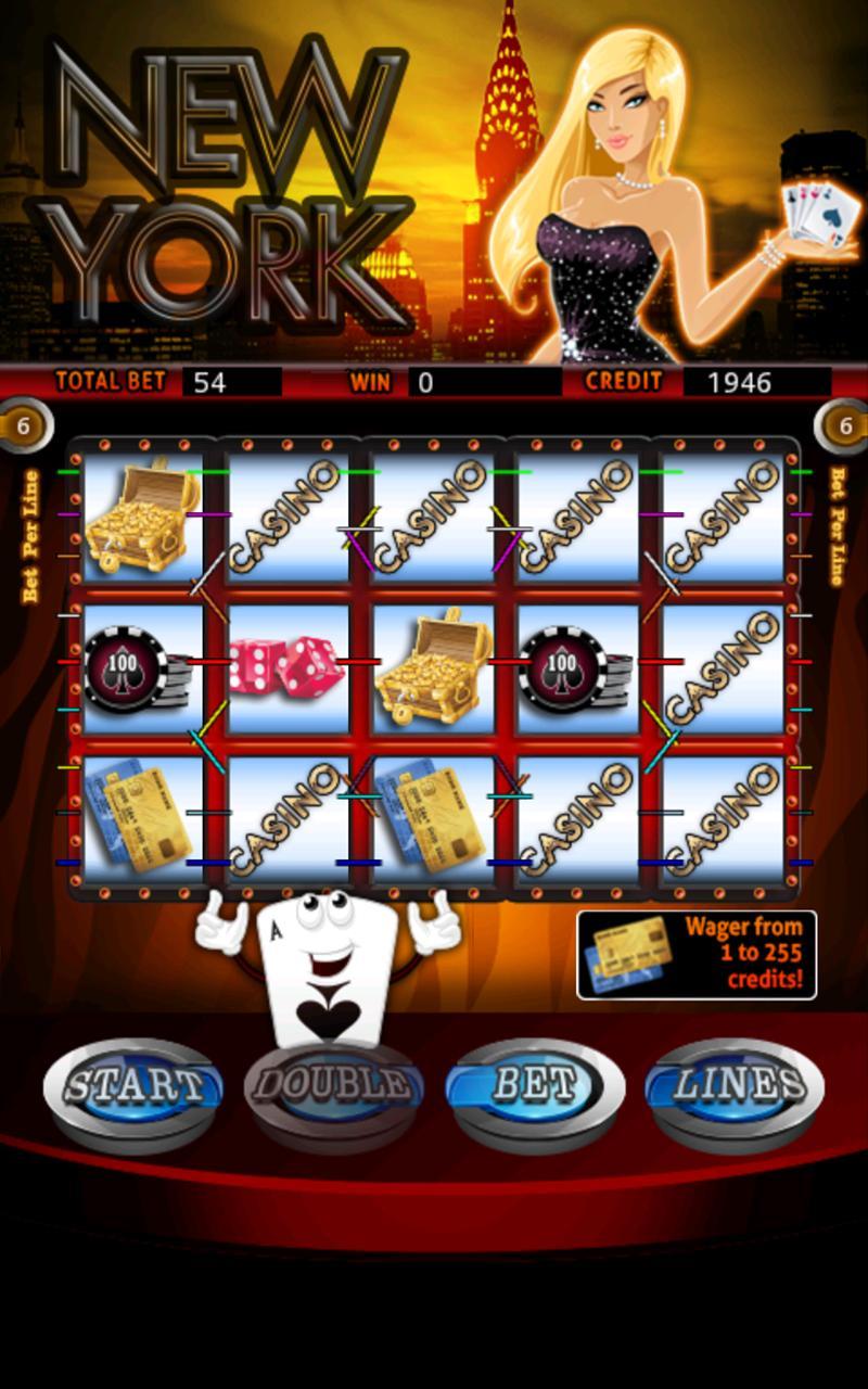New York Slot Machine HD screenshot #1