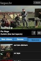 Screenshot of tape.tv