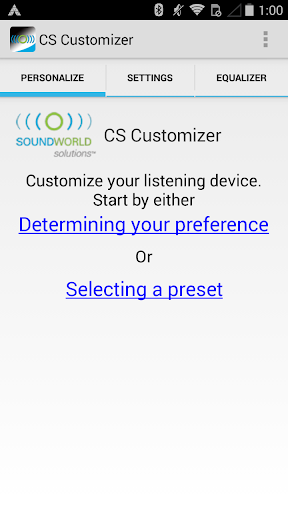 CS Customizer