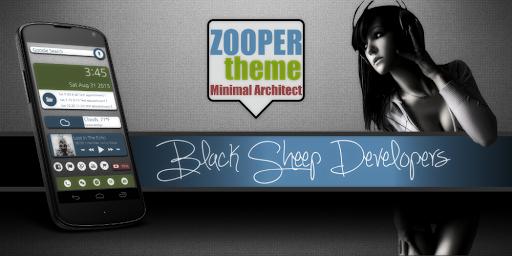 Minimal Architect Zooper Skin