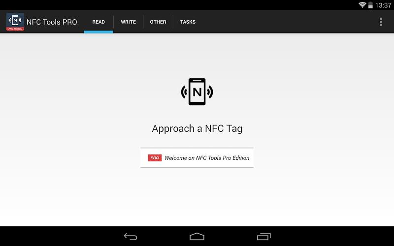 NFC Tools - Pro Edition Screenshot 9
