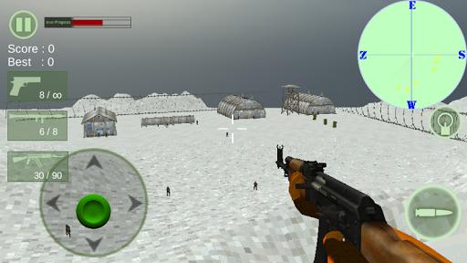 Commando Fury 3D