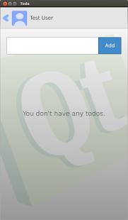 玩免費程式庫與試用程式APP|下載Qt5 Cloud Todo app不用錢|硬是要APP