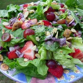 Strawberry Salad.