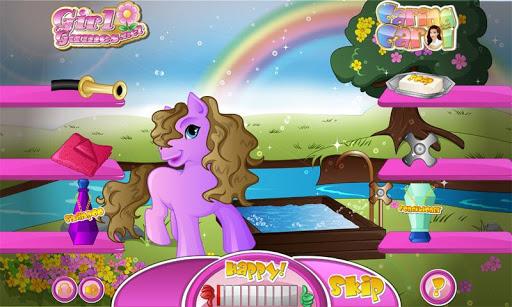 Cute Pony Caring Carol