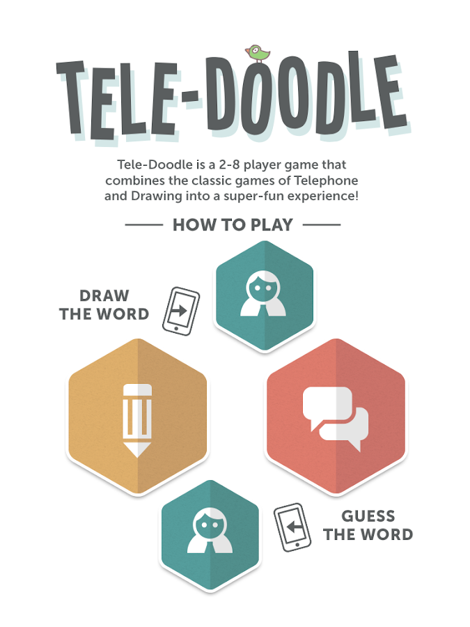 Teledoodle- screenshot