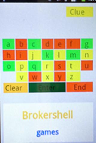 ECS Word Game