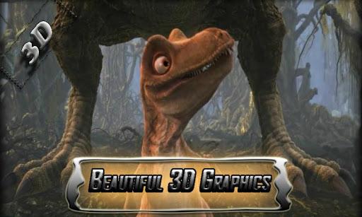 Jurassic 3D