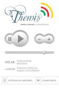 Rádio Themis - TJ RS - screenshot thumbnail