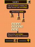 Screenshot of Word Bridge