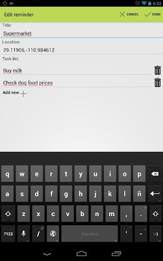 【免費生產應用App】Located Tasks-APP點子